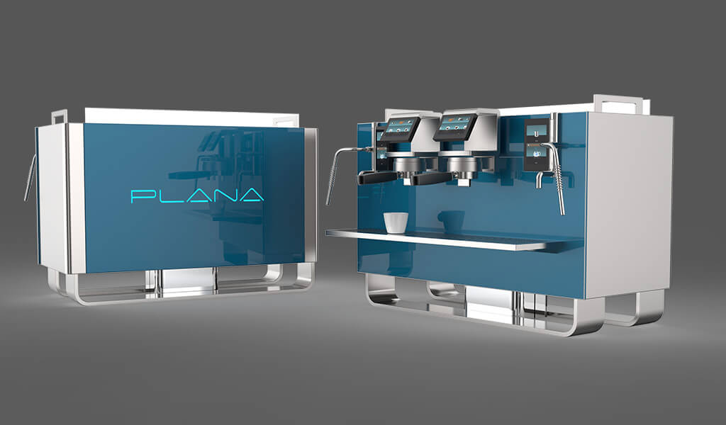 Discover now Plana coffee machine